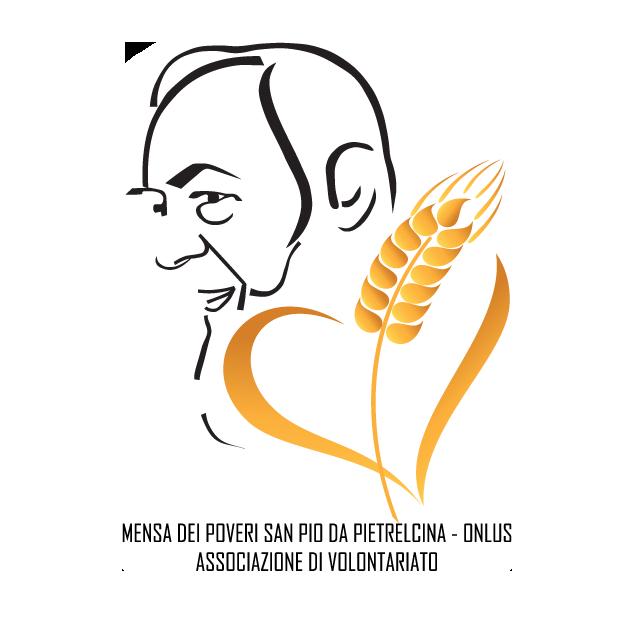 Logo Mensa dei Poveri San Pio da Pietrelcina - Onlus
